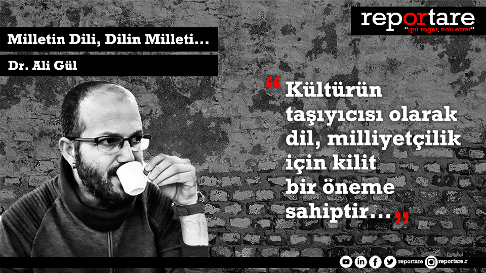 Milletin Dili, Dilin Milleti