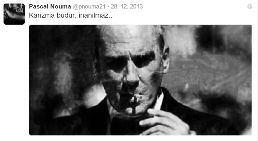 O Atatürk Değil!...