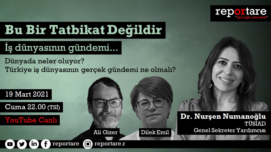 Türkiye iş dünyasının gerçek gündemi ne olmalı?