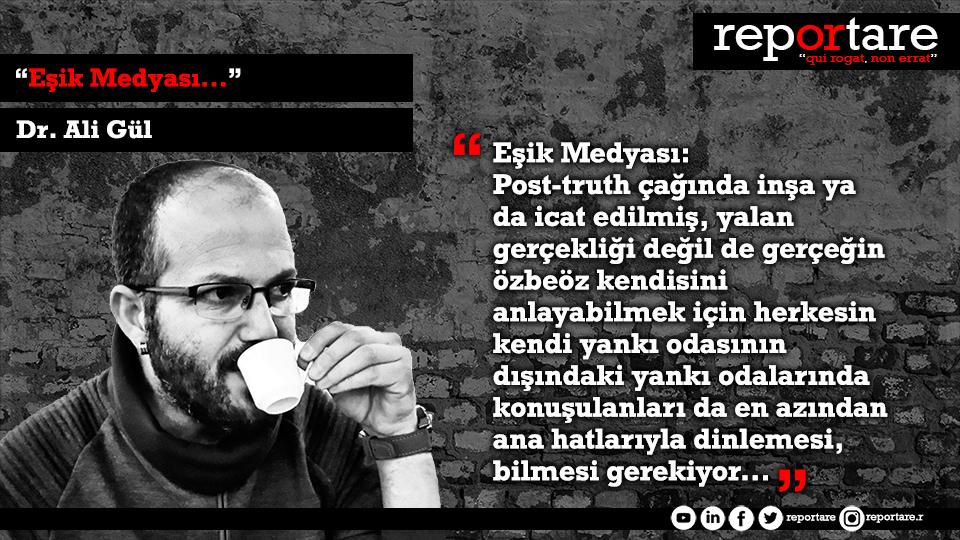 Eşik Medyası | Dr. Ali Gül