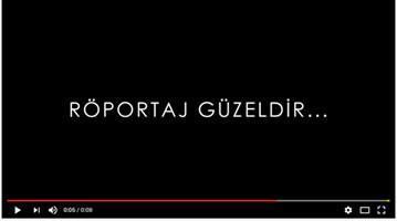 Reportare Youtube Kanalı